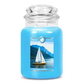 Sail Boats Goose Creek Candle®  Geurkaars Large 150 Branduren