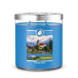 Swiss Alps  Goose Creek Swiss  World Traveler 2 Wick 453 gram
