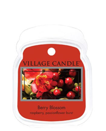 Berry Blossom Village Candle waxmelt
