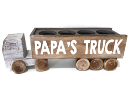Vrachtwagen 43 cm Tekst Papa's Truck