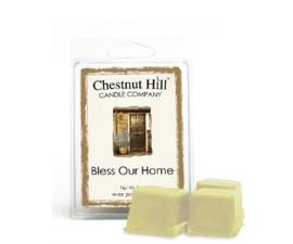 Chestnut Hill Candles Soja Wax Melt Bless Our Home