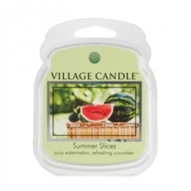 Summer Slices Village Candle  1Wax Meltblokje