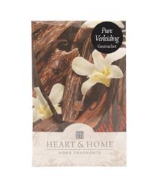 Pure Verleiding Heart & Home Geurzakje