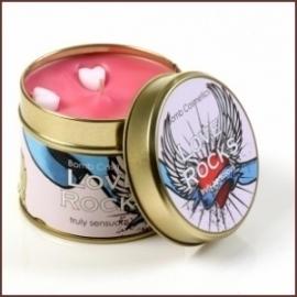 Love Rocks Bomb Cosmetics Geurkaars