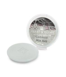 Cashmere   Heart & Home Wax Melt