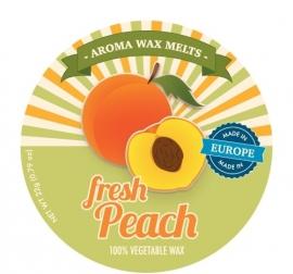 Fresh Peach   Waxmelt