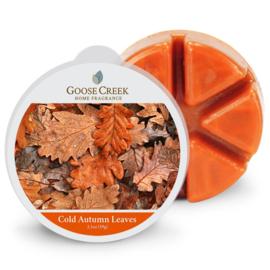 Cold Autumn Leaves Goose Creek Waxmelt