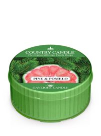 Pine & Pomelo Country Candle  Daylight