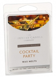 Cocktail Party The Country Candle Company Waxmelt