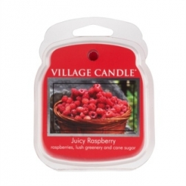 Juicy Raspberry  Village Candle  Wax Melt