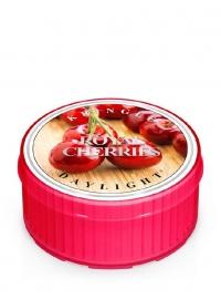 Royal Cherries Kringle Daylight Candle