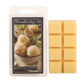 Creamy Vanilla Scented Wax Melts  Woodbridge 68 gr