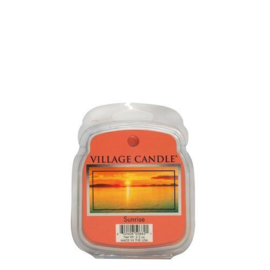 Sunrise Village Candle Waxmelt