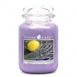 Citrus Lavender Goose Creek Candle  150 Branduren
