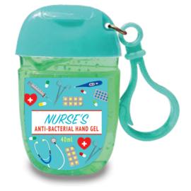 Handgel (anti-bacterieel) - Nurse's 40 ml