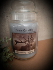 Wuthering Hights  Cosy Candles  130-150 geururen