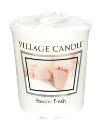 Powder Fresh Village Candle Premium (61g) Votive