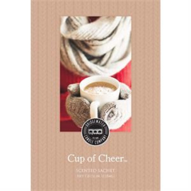 Cup of Cheer  Geurzakje Bridgewater Candle Company