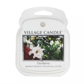 Gardenia  Village Candle 1 Wax Meltblokje