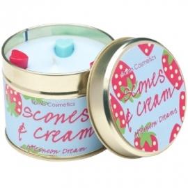 Scones and Cream Bomb Cosmetics Geurkaars