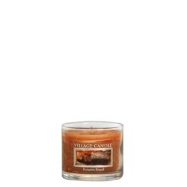 Pumpkin Bread  Village Candle Mini Glass Votive