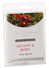 Balsam & Berry  The Country Candle Company Waxmelt