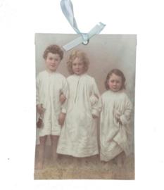 Geurzakje Geurzakje Kinderen in wit nachthemd (fresh cotton)