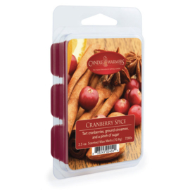 Candlewarmers Cranberry Spice Waxmelt