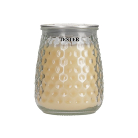 Vanilla Greenleaf  Signature Candle