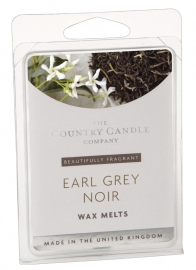 Earl Grey Noir The Country Candle Company Waxmelt