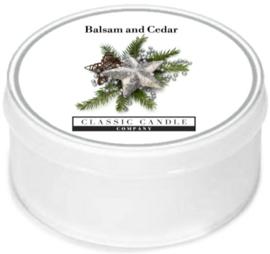 Balsam & Cedar  Classic Candle MiniLight