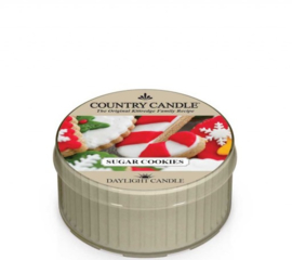 Sugar Cookies Country Candle  Daylight