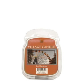 Fall Festival Village Candle Wax Melt