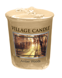 Amber Woods Village Candle  Premium (61g) Votive