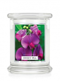 Sweet Pea  Kringle Candle 14,5oz Medium Jar  (2 Lonten)