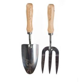 Wrendale Design Fork and Trowel Set