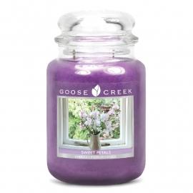 Sweet Petals Goose Creek Candle 24oz Large Jar