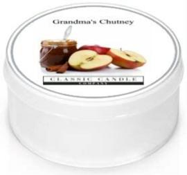 Grandma's Chutney  Classic Candle  MiniLight
