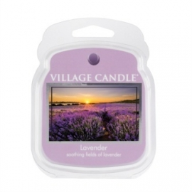 Lavender  Village Candle Wax Melt 1 Blokje