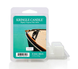 Aqua Kringle Candle Wax Melt