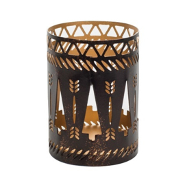 Bronze Trees Petite WoodWick Candle