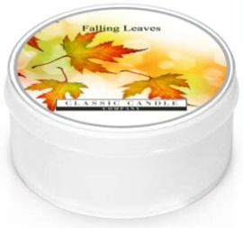 Falling Leaves  Classic Candle  MiniLight