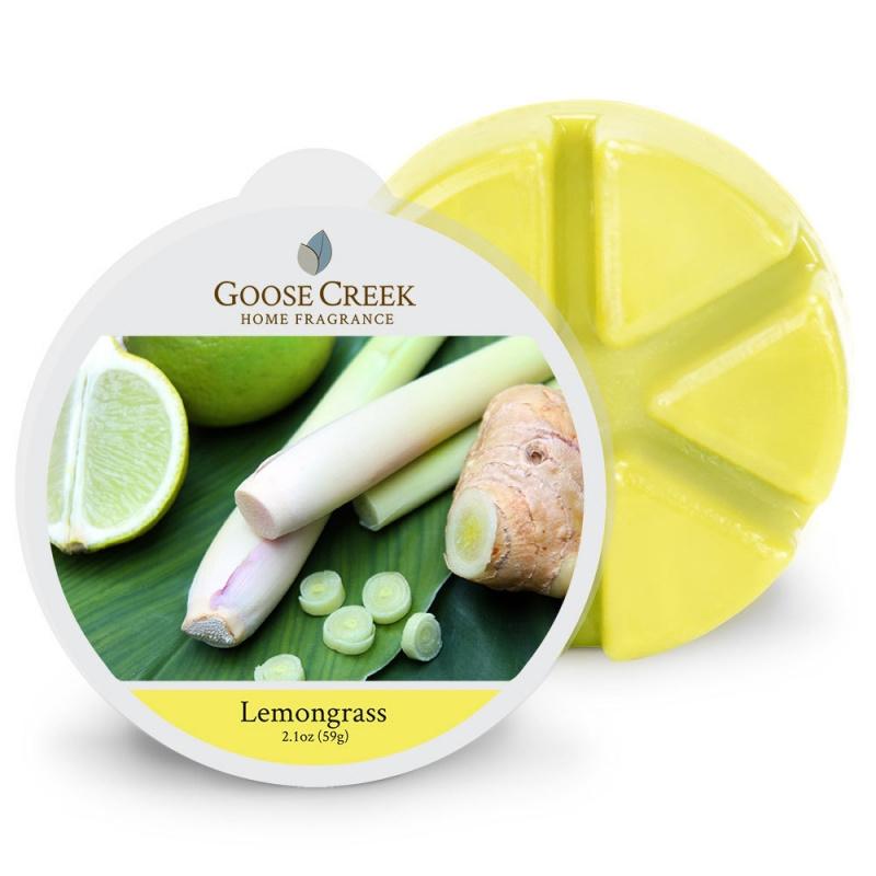 Lemongrass Goose Creek Waxmelt