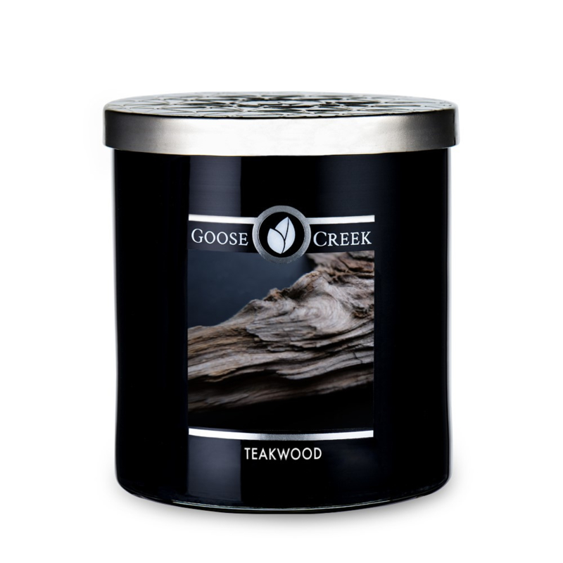 Teakwood  Goose Creek Candle Soy Wax Blend 50 branduren
