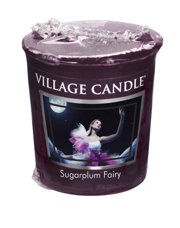 Sugarplum Fairy Village Candle Premium (61g) Votive