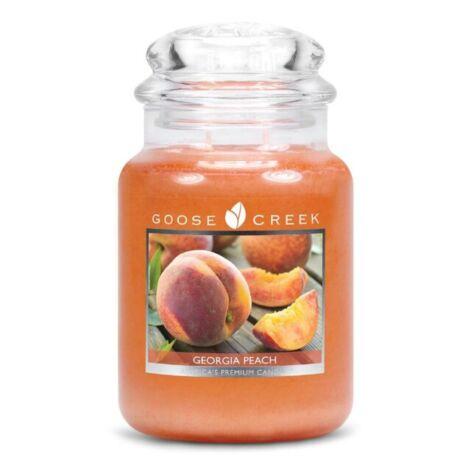 Georgia Peach   Goose Creek  Candle  150 Branduren