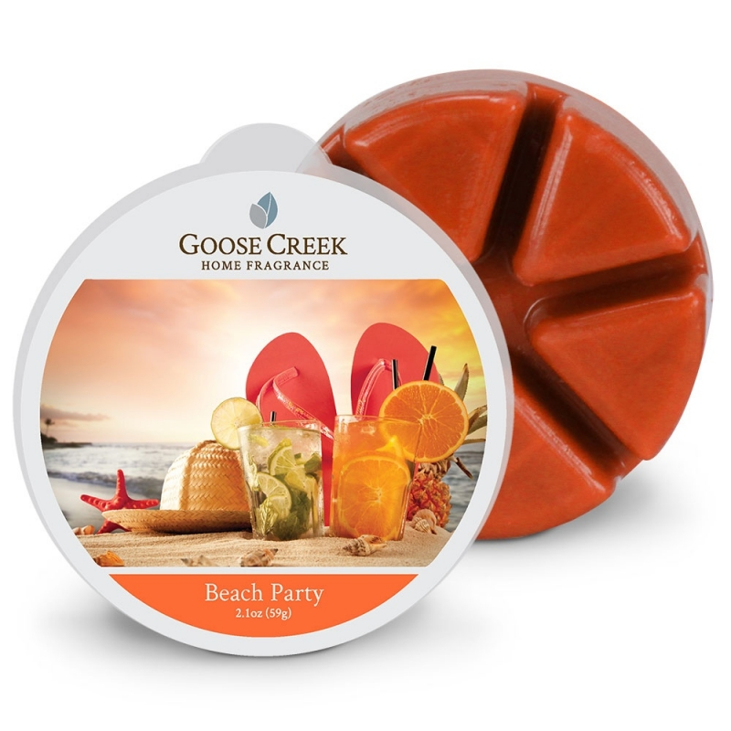 Beach Party Goose Creek Wax Melt