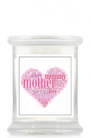 Mother Classic Candle  Medium Jar
