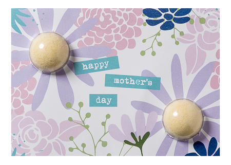 Happy Mother's Day Blaster Card