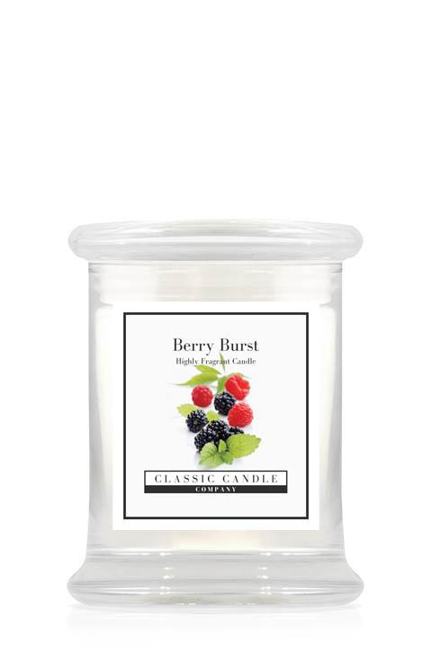 Berry Burst Classic Candle Midi Jar